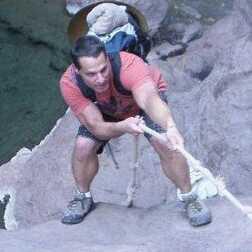 Jeff Kessler Climbing